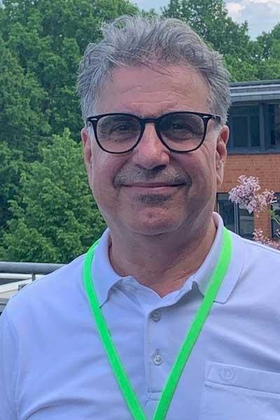 Andre Al-Amily Migrantologe und Vertrauensperson bei der Jobmeisterei in Hamburg