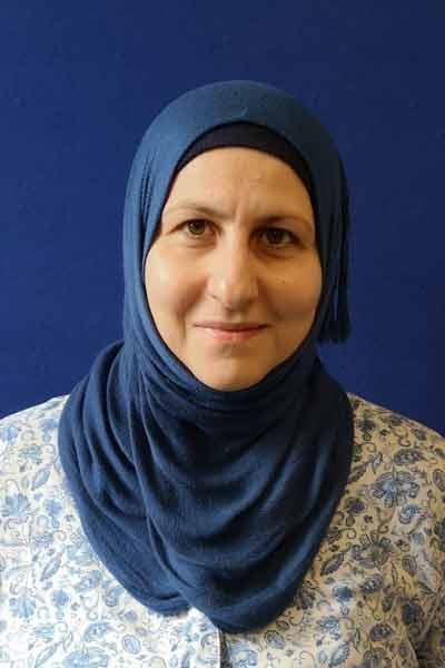 Roudaina Noufal als Vertrauensperson und Kulturmittlerin in Persepktive ArbeitsWELT Deutschlan bei der Jobmeisterei